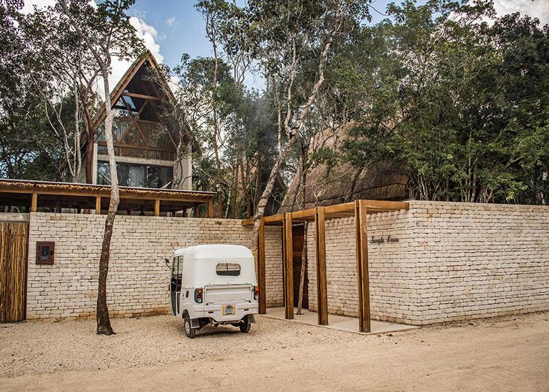 Retreats at Jungle Keva Tulum
