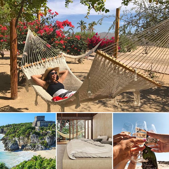 Fearless Tulum with Andria Jackson - Jungle Keva Tulum Retreats