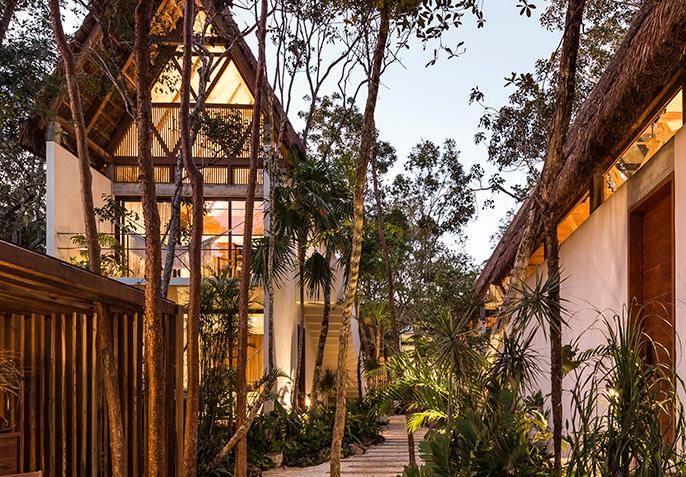 Jungle Keva Tulum Retreats